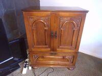 Old TV/DVD Cabinet