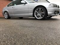 Lhd Bmw e46 coupe