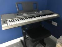 Yamaha YPG-235 Portable Grand Piano/ keyboard
