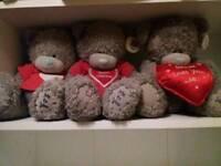 Tatty teddy nears