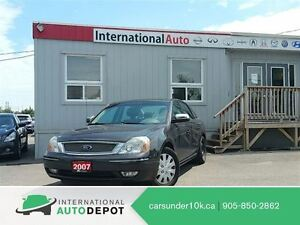 2007 Ford Five Hundred LIMITED | LEATHER | MOONROOF