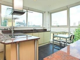 BRIGHT AND AIRY TWO BEDROOM APARTMENT - FLOOR TO CEILING WINDOWS WITH A GREAT VIEW