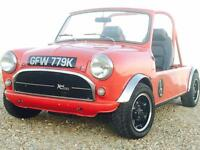 CLASSIC MINI BEACH CAR. HIRE FOR PROMS, EVENTS, PROMOTIONS ETC.