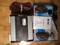 Amplifier Impact 500w