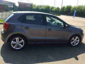 Grey Volkswagen Polo for Sale (Leeds)