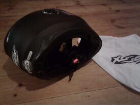 Motorbike helmet £30.