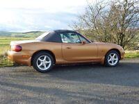 Mazda mx5 mk2 1998