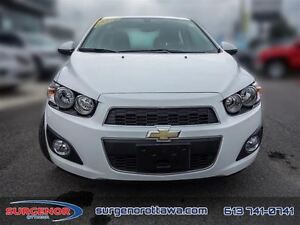 2015 Chevrolet Sonic (4) LT - 6AT  - $101.73 B/W  - Low Mileage