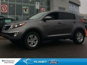 2011 Kia Sportage LX 4 CYLINDER ALL WHEEL DRIVE POWER SEATS