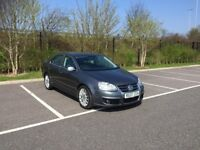 VW JETTA 1.4 AUTOMATIC 5DR SERVICE HISTORY 1 OWNER