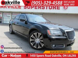 2012 Chrysler 300 S | LEATHER | PANO ROOF | NAVI | BEATS BY DRE