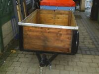 box trailer 5x3 in good condition with lights