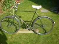 Hercules Balmoral Vintage Bicycle
