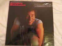 "Smokey Robinson Original 1987 vinyl LP ""One heartbeat"""