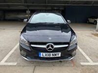 Mercedes Cla Class 1.6 CLA180 Sport (ss) 4dr