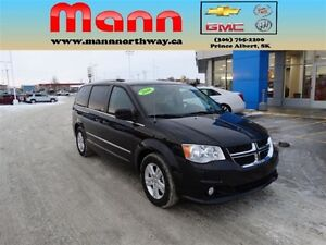 2016 Dodge Grand Caravan Crew - Heated seats, Heated steering wh