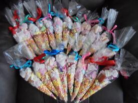 20 sweet cones