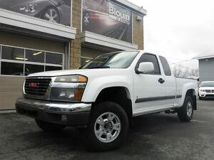 2007 GMC Canyon SL, 4x4, 3.7L, 163943km
