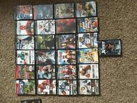 Play station 2, Xbox 360 and originial Xbox games for sale