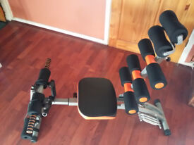 6 in 1 core exercise machine
