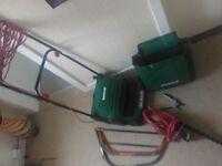 Hedge trimmer saws lawnmower n pruners