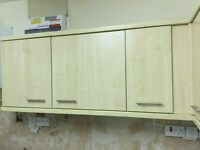 Ikea kitchen wall units / cupboards. £75 - Available