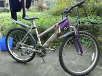 Ladies Bike,beautiful purple,ready to ride