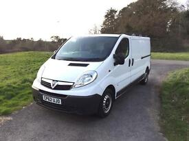 Vauxhall vivaro 2.0 cdti - 12 month mot • full service history