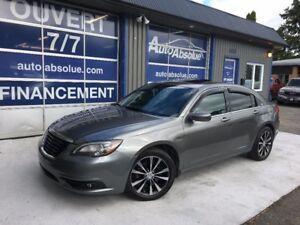 2012 Chrysler 200 S + Toit + Navi