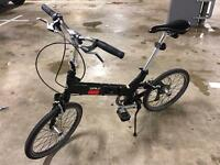 Giant Halfway 7-speed Folding Bike in Very Good Condition