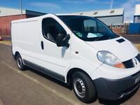 IMMACULATE 2007 RENAULT TRAFFIC FULL PSV!!