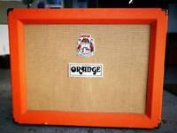 Orange Rockerverb 50C