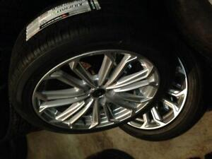 17 Toyota Corolla 5x100mm ~~~ RIM & TIRE Package ~~~ BRAND NEW ~~~ CLEARANCE !!!