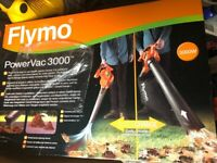 Flymo PowerVac 3000 Leaf Blower, Hoover & Shredder 🍃 🍁 🍂 - RRP £70