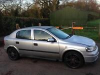 2000 Vauxhall Astra 1.4 (Spares Or Repair) No Mot Alloy Wheels Parts