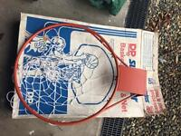 Basketball hoop. Excellent condition, unused.