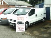 RENAULT TRAFFIC LWB REG.2007