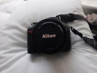 Nikon D7000 and 18-55mm 1:3.5 ~ 5.6 GII DX VR lens [£350.00]