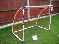 Samba mini football goal NEW