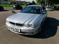Jaguar 2002 Auto fully loaded low mileage 79K