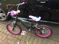 Kids pushbike
