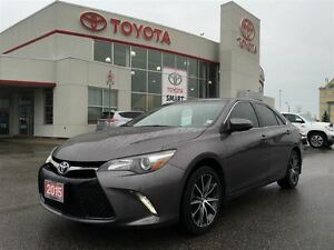 2015 Toyota Camry XSE|Nav|Htd Seats|1 Owner!