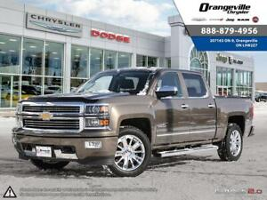 2014 Chevrolet Silverado 1500 HIGH COUNTRY, HTD/COOL, 2 SETS TIR