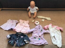 Baby Annabell, clothes collection and accessories