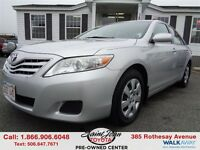 2010 Toyota Camry LE $123.95 BI WEEKLY!!!