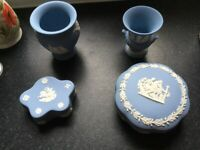 Wedgwood blue collection