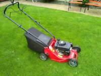 Mountfield self propelled petrol lawn mower model sp414