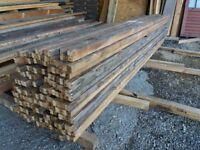 "Cheap timber 3"" x 2"" timber 12 ft lengths just £3.50 per length"
