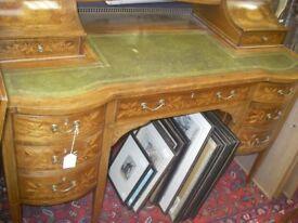 18th Century Mahogany Writing Desk