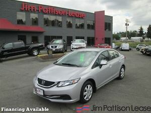 2013 Honda Civic LX auto
